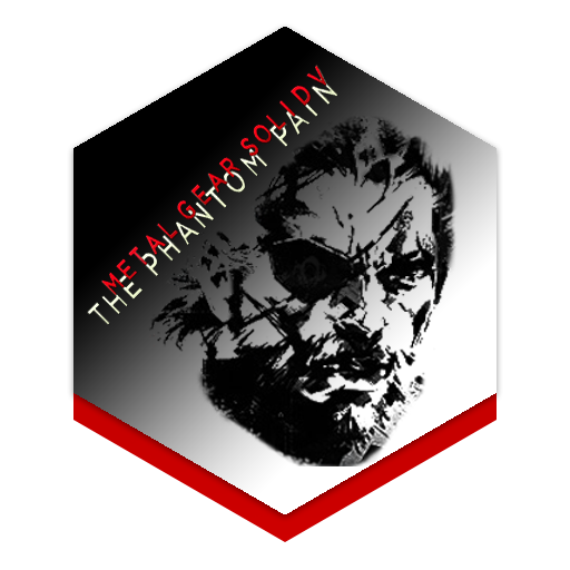 Custom Pc Icons For Mgsv Gz And Tpp