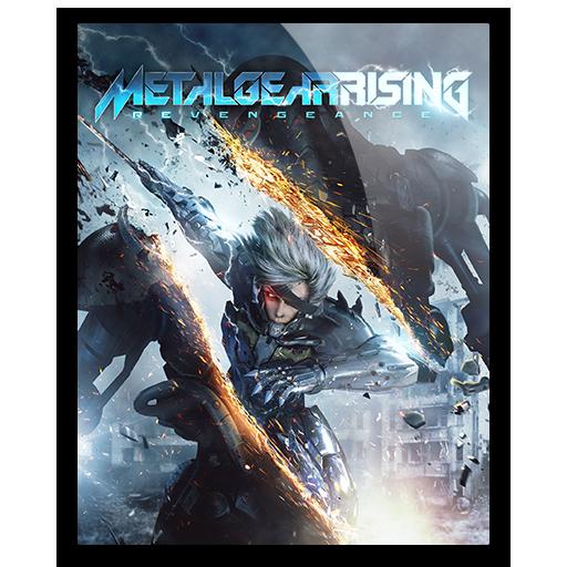 Icon Metal Gear Rising Revengeance
