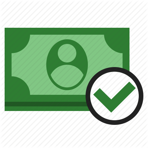 Cash Payment, Money, Payment, Payment Method Icon