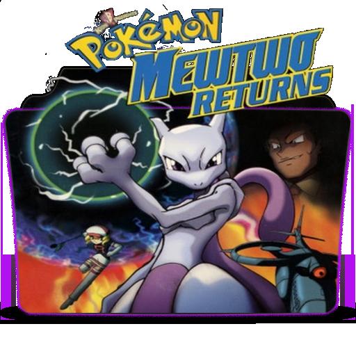 Pokemon Mewtwo Returns