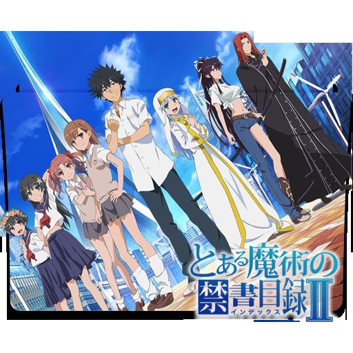 Toaru Majutsu No Index Folder Icon