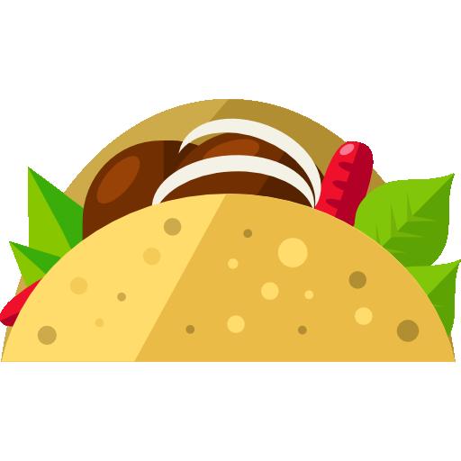 Taco, Chili, Mexican, Burrito, Mex Food Icon