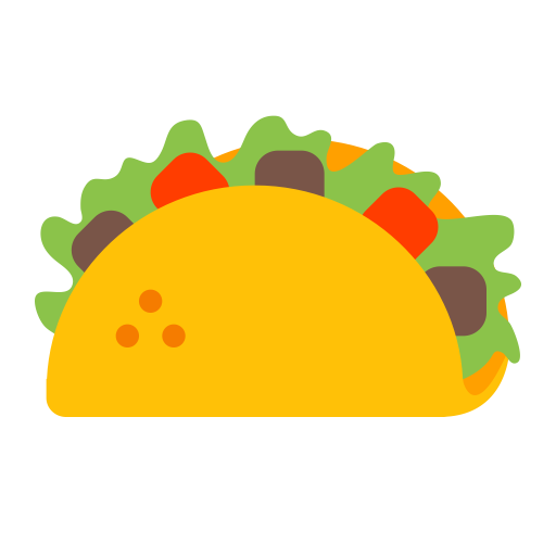 Tacos, Food, Mexico Icon With Png And Vector Format For Free