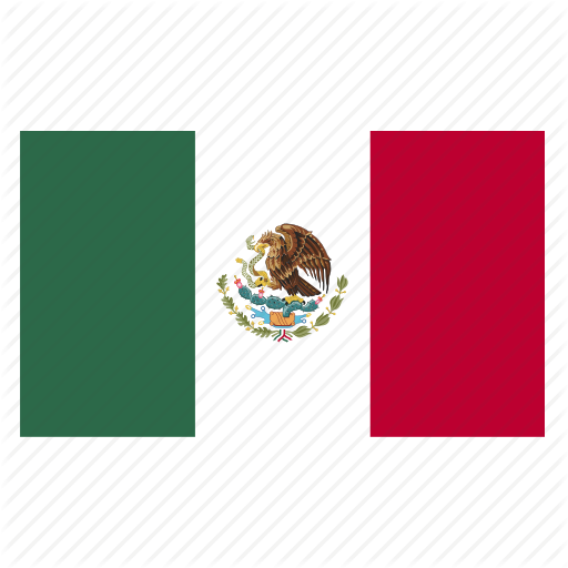 America, Country, Flag, Mex, Mexican, Mex North Icon