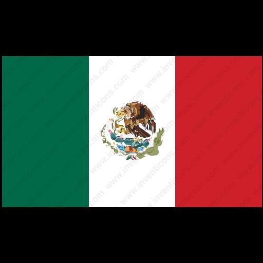 Download Mexflag Icon Inventicons