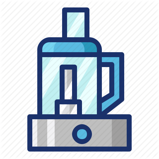 Blend, Cooking, Food, Kitchen, Mi, Processor Icon