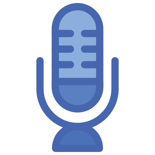 Microphone Icon Free Of Free Line Icons