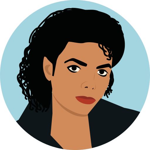 Michael Jackson Png Icon