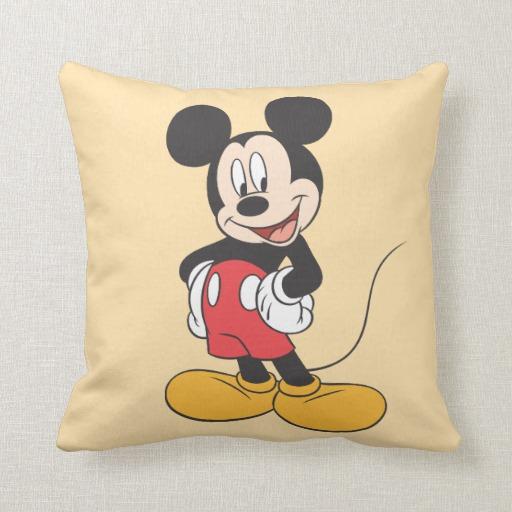 Mickey Mouse Pillows, Mickey Mouse Pillows Amazoncom