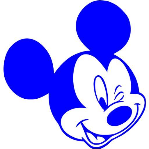 All About Mickey Mouse Icon Disney Iconset Nikolov