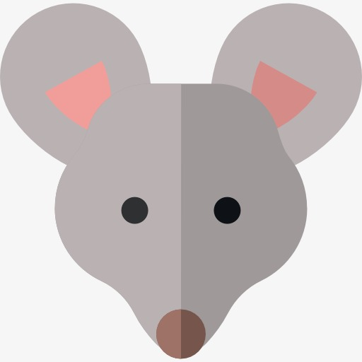 Gray Mouse, Mouse Clipart, Mouse, Animal Png Image And Clipart