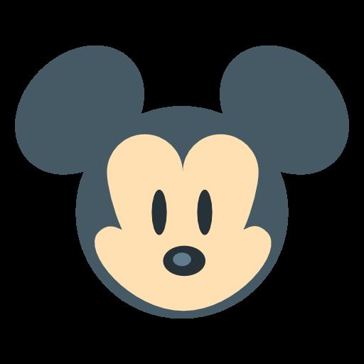 Animazione, Mickey Mouse, Disney Icona Libero Di Cinema Icons