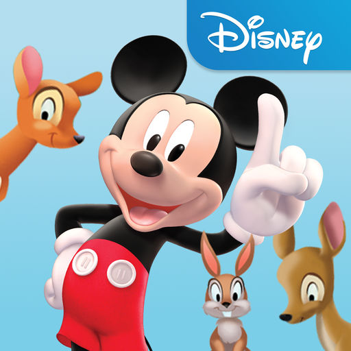 Mickey Mouse Clubhouse Mickey's Wildlife Count Along