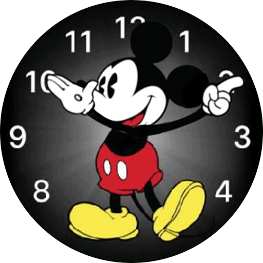 Mickey Mouse Apple Watchfaces For Smart Watches
