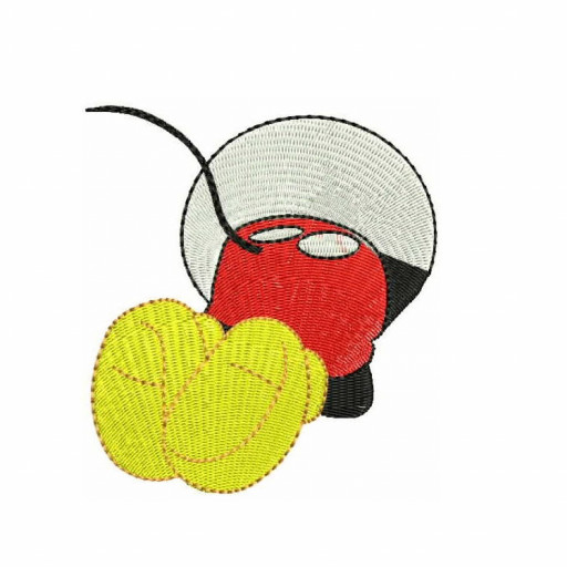Mickey Mouse Machine Embroidery Designs Disney Cartoon