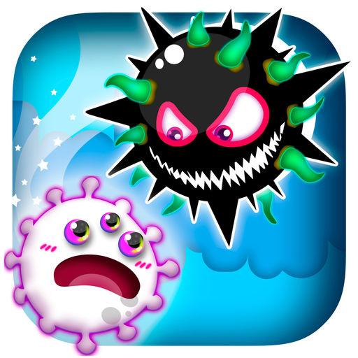 Bacteria Microbe Journey Simulator Free