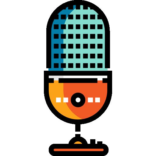 Microphone Icon Communications Freepik