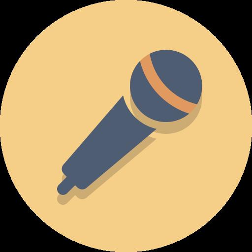 Mic, Audio, Microphone Icon