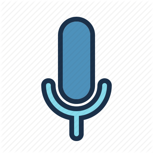 Chat, Communication, Mail, Message, Messenger, Mic, Microphone Icon
