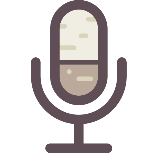 Microphone, Record, Voice Icon Png And Vector For Free Download