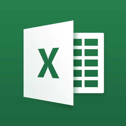 Microsoft Excel For Ipad Ios Icon Gallery