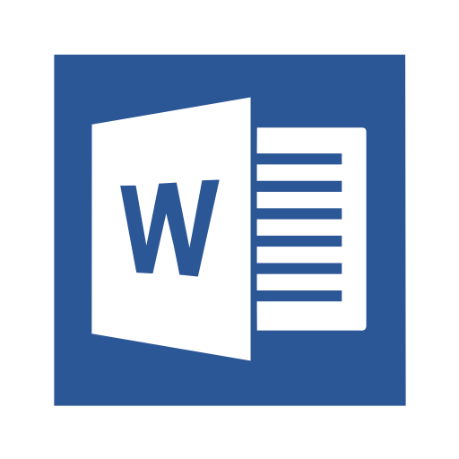 Microsoft, Ms, Office, Services, Suite, Windows, Word Icon