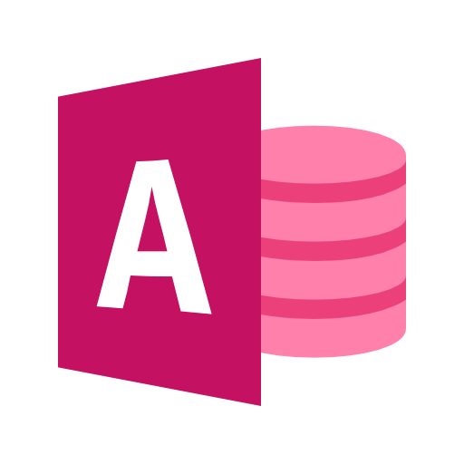Microsoft Access Logo Png Images