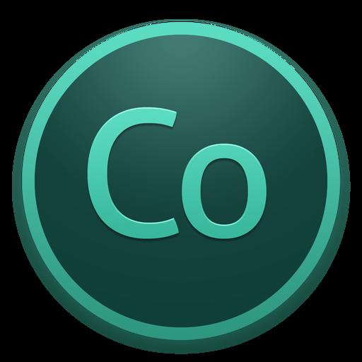 Adobe Edge Code Icon Yosemite Adobe Cc Dark Iconset