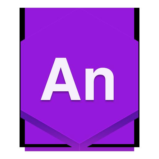 Edge Animate Icon Hex Iconset