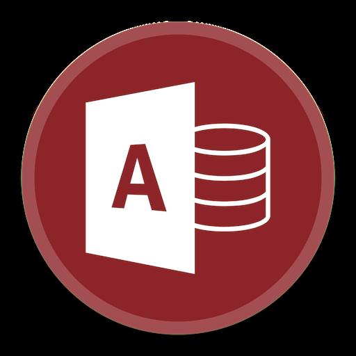 Download Free Ms Access Image Icon Favicon Freepngimg