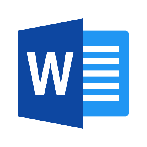 Microsoft Word Icon Png Png Image