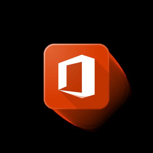 Microsoft, Office, Logo Icon