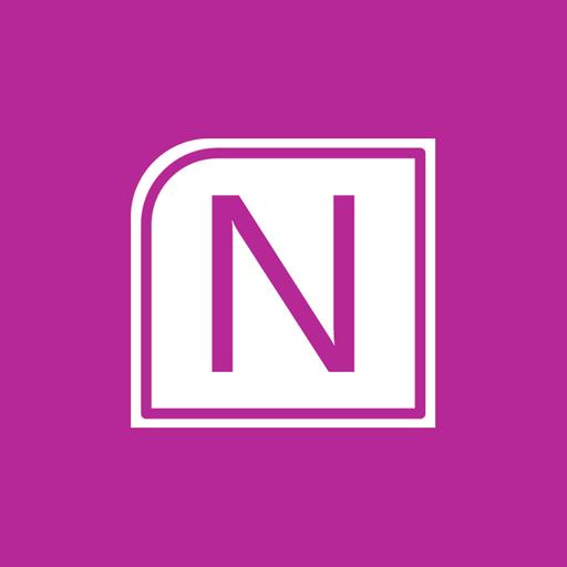 Microsoft Onenote Icon at GetDrawings com | Free Microsoft