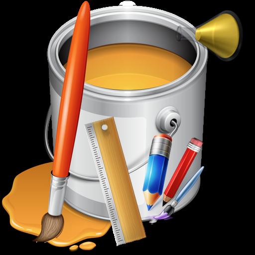 Microsoft Paint Icon at GetDrawings com | Free Microsoft