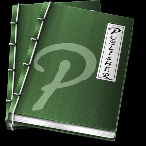 Publisher Icon Free Of Yuuyake Icons