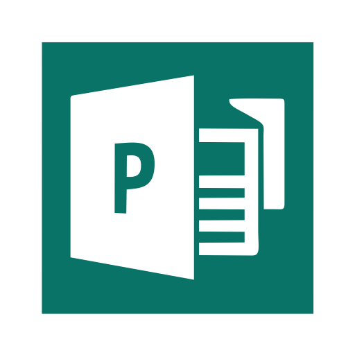 Windows, Microsoft, Office, Ms, Publisher, Services, Suite Icon