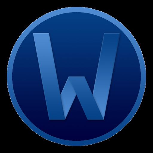 Word Circle Colour Icon Microsoft Office Yosemite Iconset