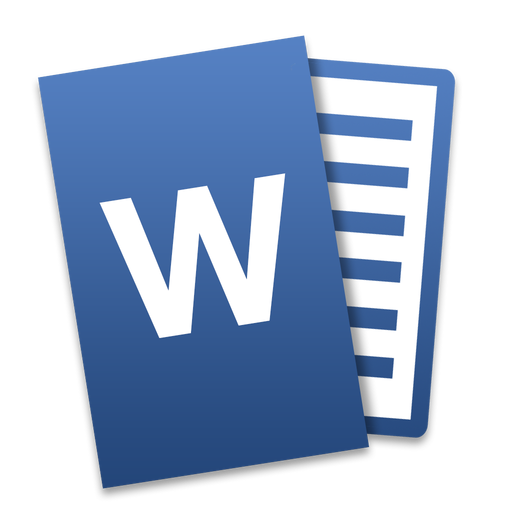 Word Icon Free Download As Png And Formats