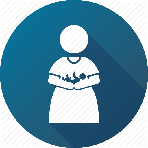 Baby, Infant, Maternity, Mother, Newborn Icon