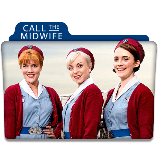 Call The Midwife Tv Series Folder Icon