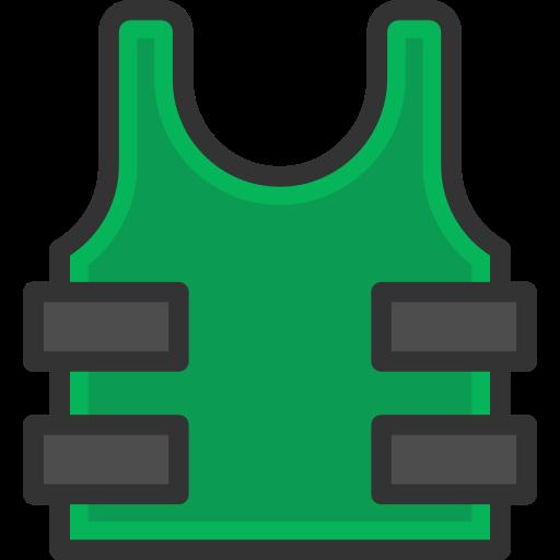 Bulletproof Vest Png Icon