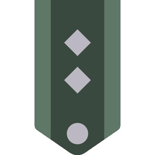 Chevron, Military, Army, Signaling Icon