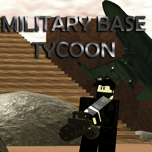Roblox Military Base Tycoon Icon