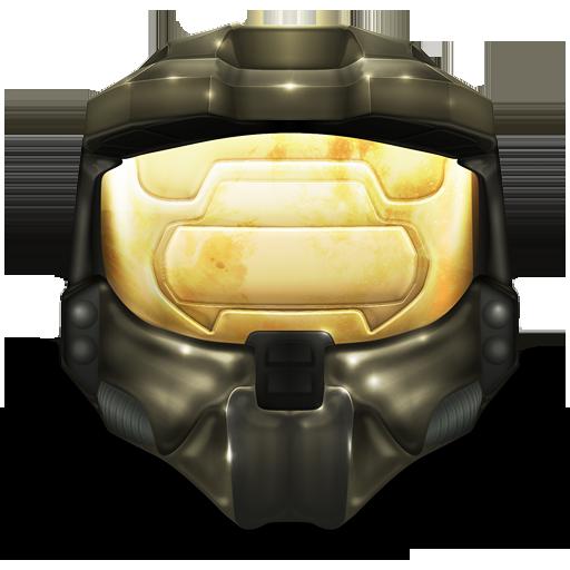 Halo Helmet Icon Png