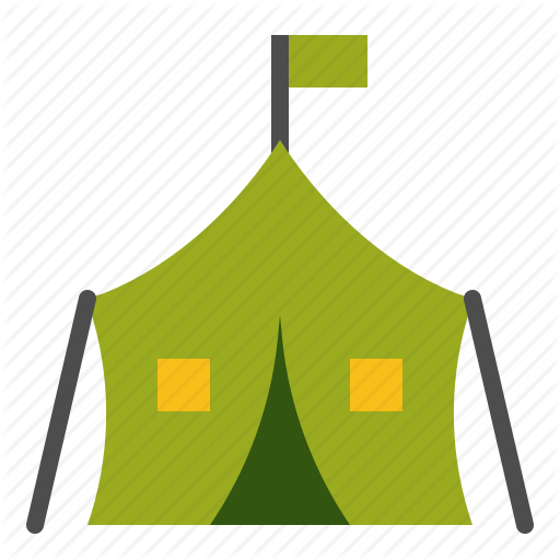 Army, Army Tent, C Military, Tent Icon