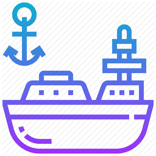 Boat, Marine, Military, Ship Icon