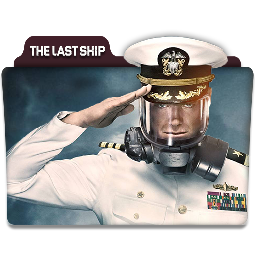 The Last Ship Folder Icon