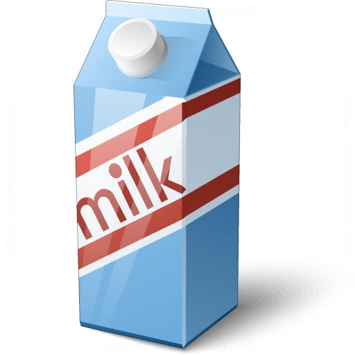 Iconexperience V Collection Milk Icon