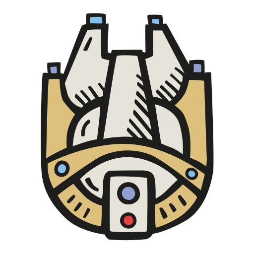 Space Ship Icon Free Space Iconset Good Stuff No Nonsense