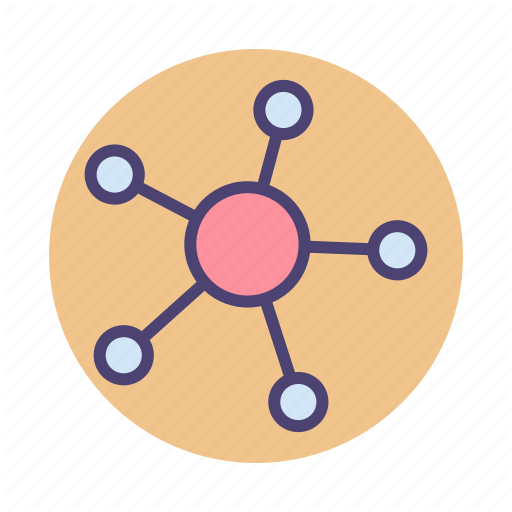 Mapping, Mind, Mind Map, Mindmap, Networking Icon